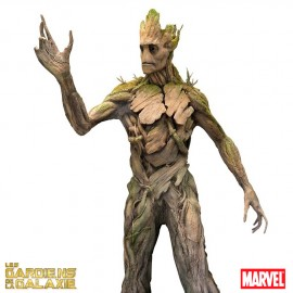 Figurine taille réelle Groot - The Guardians of the Galaxy