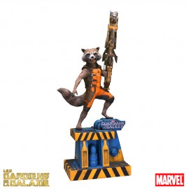 Figurine taille réelle Rocket - The Guardians of the Galaxy