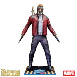 Figurine taille réelle Star Lord - The Guardians of the Galaxy 2