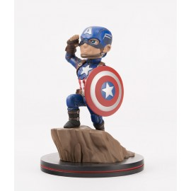 MARVEL- Figurine Q-FIG CAPTAIN AMERICA CIVIL WAR 10cm