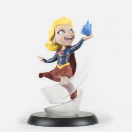 DC COMICS- Figurine Q-FIG SUPER GIRL 11cm | Polymarktoys