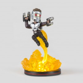 MARVEL- FIGURINE Q-FIG- STAR LORD LIGHT UP 15cm