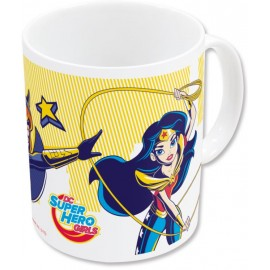 MUG SUPER HERO GIRLS