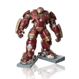 Figurine taille réelle Hulk Buster Avengers 2 (avec LED)