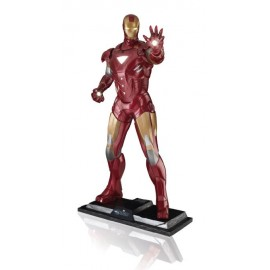 Figurine taille réelle Iron Man Avengers