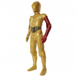 Figurine C3PO red arm 50 cm - STAR WARS