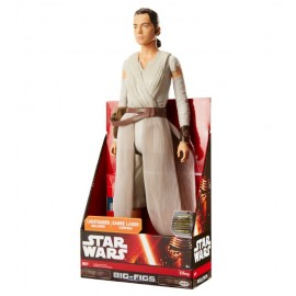 "Figurine Rey 50 cm - STAR WARS ""Le réveil de la force"""
