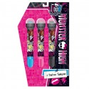 Set 3 feutres tampons Monster High