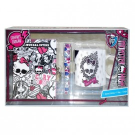 Coffret cadeau Monster High graffitis
