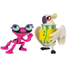 Pack de 2 figurines Nigel & Gaby Rio 2