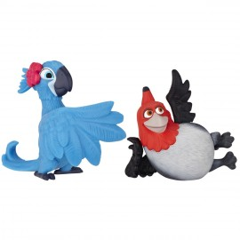 Pack de 2 figurines Jewel & Pedro Rio 2