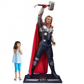 Figurine taille réelle Thor - THE AVENGERS