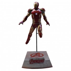 Figurine taille réelle Iron Man flottant - THE AVENGERS
