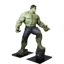 Figurine taille réelle Hulk - The Avengers