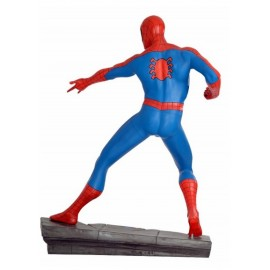 Figurine taille réelle Spiderman Original Comics
