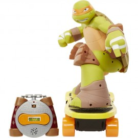 Skateboard radio-commandé - TORTUES NINJA