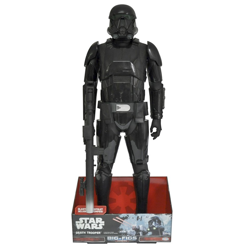 Figurine death trooper 80 cm collector star wars - Grande figurine star wars ...
